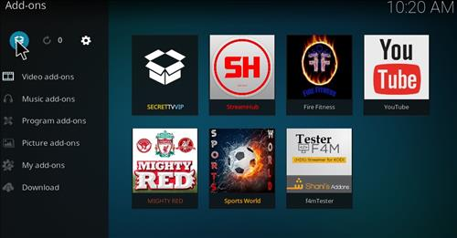 How to Install SecrettvVIP Kodi Add-on with Screenshots step 9