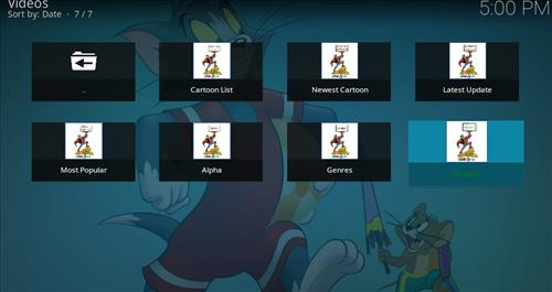 How to Install Toons-R-Us Kodi Add-on with Screenshots pic 2