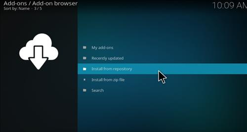 Live Hub Add-on Kodi 17 Krypton How To Install Guide step 14