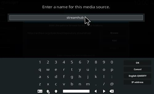 Live Hub Add-on Kodi 17 Krypton How To Install Guide step 6