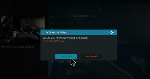 Misfit Mods Builds Kodi 17 Krypton How to Install Guide step 26