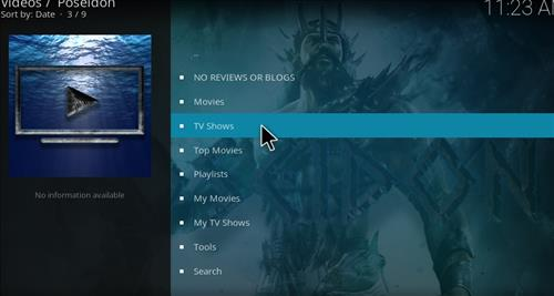 Poseidon Add-on Kodi 17 Krypton How To Install Guide pic 2