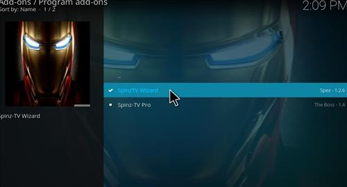 Spinz-TV Reborn Build How to Install Guide step 17