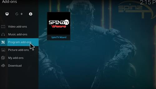 Spinz-TV Reborn Build How to Install Guide step 21