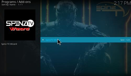 Spinz-TV Reborn Build How to Install Guide step 22