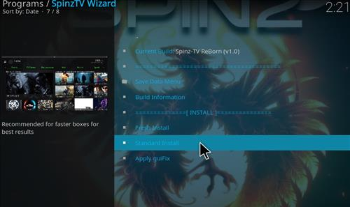 Spinz-TV Reborn Build How to Install Guide step 25