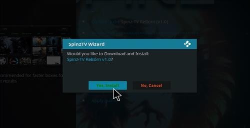 Spinz-TV Reborn Build How to Install Guide step 26