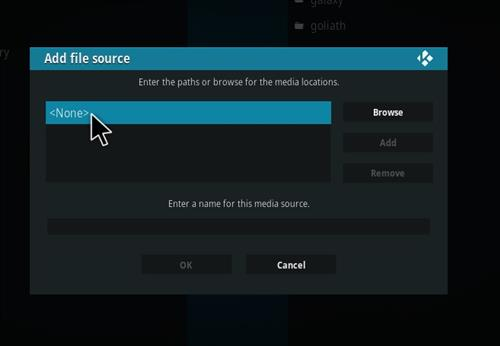 Stealth Add-on Kodi 17 Krypton How to Install Guide step 4