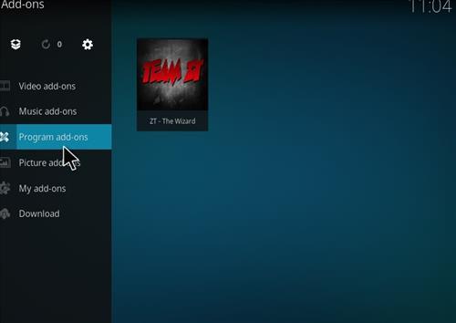 Tomb Raider Build Kodi 17.6 Krypton step 21