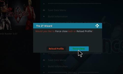 Tomb Raider Build Kodi 17.6 Krypton step 28
