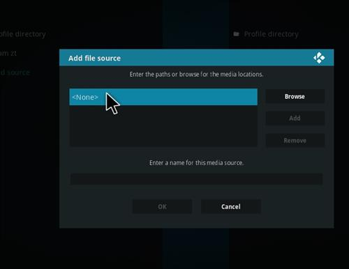 Tomb Raider Build Kodi 17.6 Krypton step 4