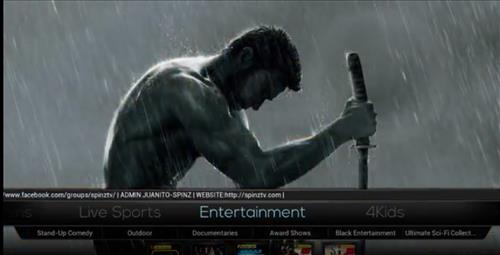 screenshots Spinz tV Premium lite pic 2