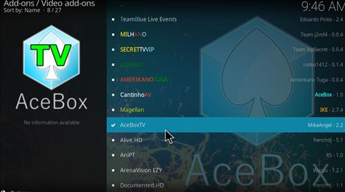 How to Install AceBoxTV Kodi Add-on with Screenshots step 17