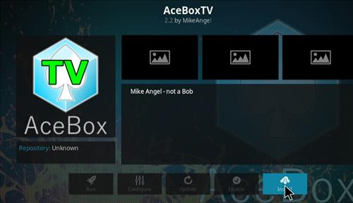 How to Install AceBoxTV Kodi Add-on with Screenshots step 18