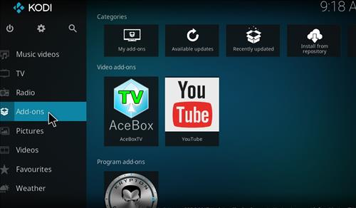 How to Install AceBoxTV Kodi Add-on with Screenshots step 8