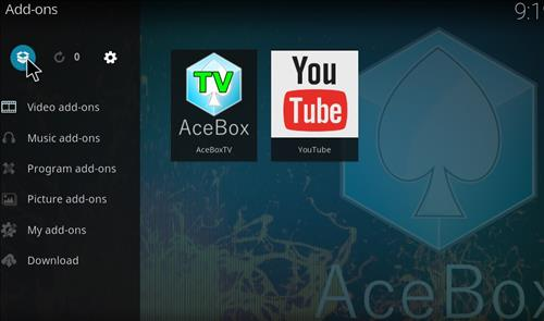 How to Install AceBoxTV Kodi Add-on with Screenshots step 9