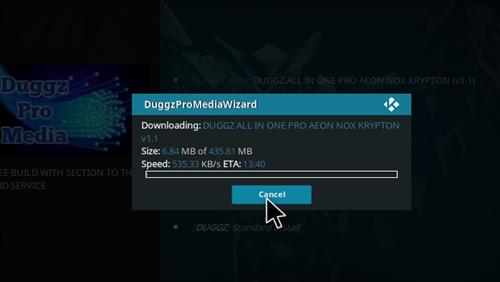 How to Install Duggz All in One Kodi Build with Screenshots step 21