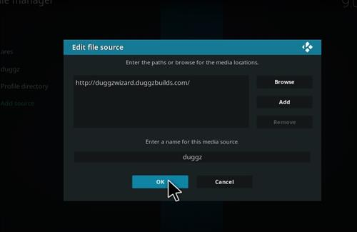 How to Install Duggz All in One Kodi Build with Screenshots step 7