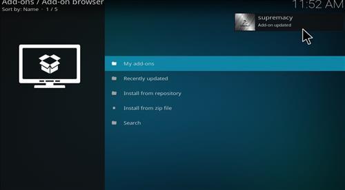 How to Install Elektra Vault Kodi Add-on with Screenshots step 14