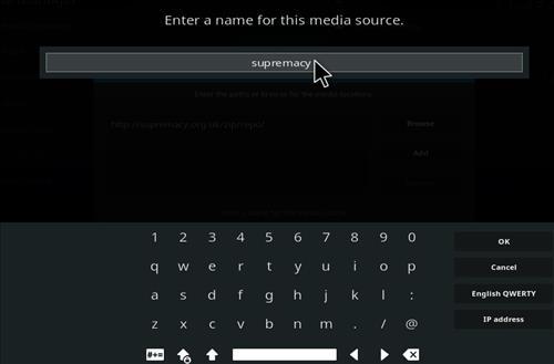 How to Install Elektra Vault Kodi Add-on with Screenshots step 6