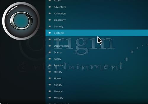 How to Install Go Streams Kodi Add-on with Screenshots pic 2