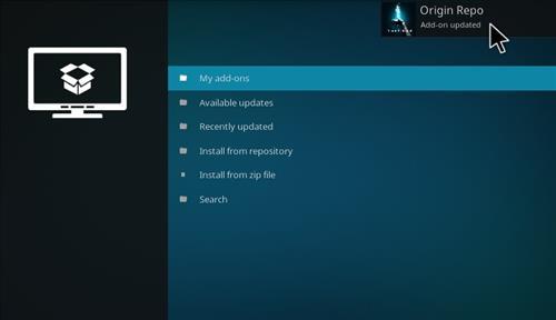 How to Install Go Streams Kodi Add-on with Screenshots step 13