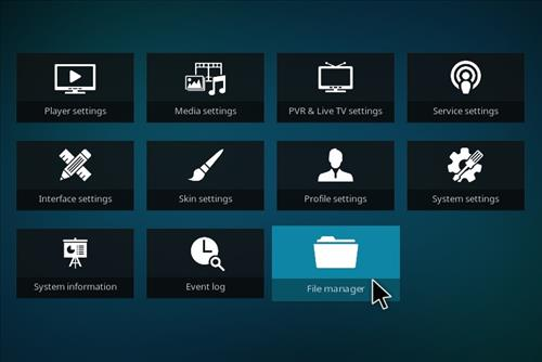 How to Install Go Streams Kodi Add-on with Screenshots step 2