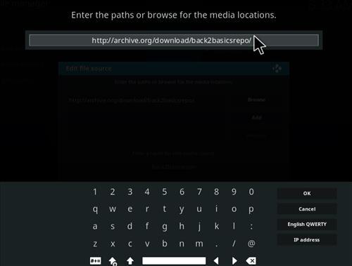 How to Install Go Streams Kodi Add-on with Screenshots step 5