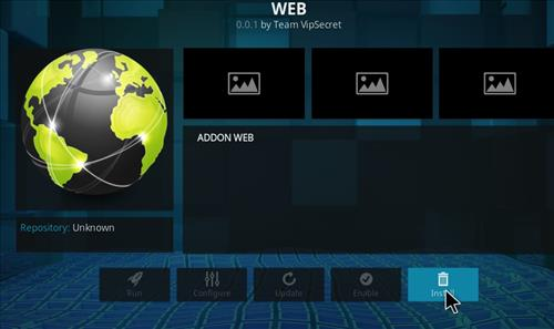 How to Install Web Sports Kodi Add-on with Screenshots step 18