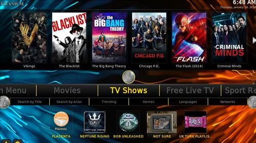 how to Install Titanium Kodi Build with screenshots pic 3