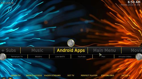 how to Install Titanium Kodi Build with screenshots pic 5