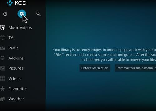 How to Install Cerebro Phoenix Kodi Add-on with Screenshots step 1