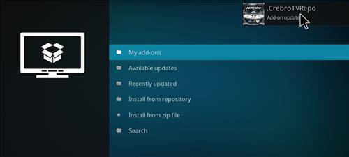 How to Install Cerebro Phoenix Kodi Add-on with Screenshots step 13