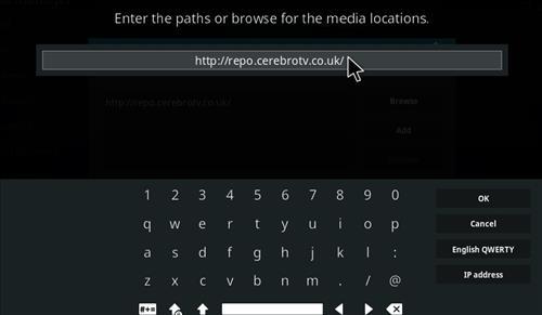 How to Install Cerebro Phoenix Kodi Add-on with Screenshots step 5