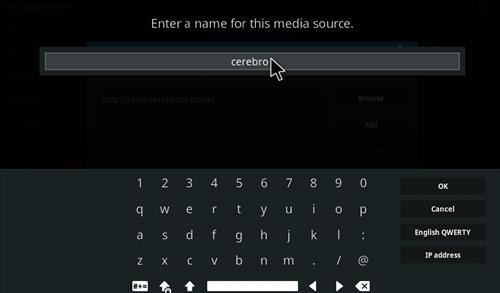 How to Install Cerebro Phoenix Kodi Add-on with Screenshots step 6