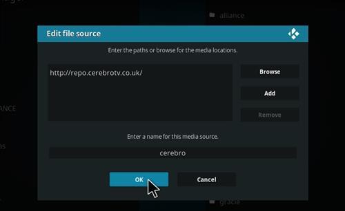 How to Install Cerebro Phoenix Kodi Add-on with Screenshots step 7