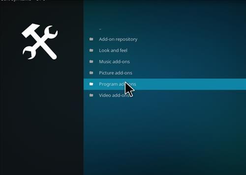 How to Install Crash K Kodi Build with Screenshots step 16