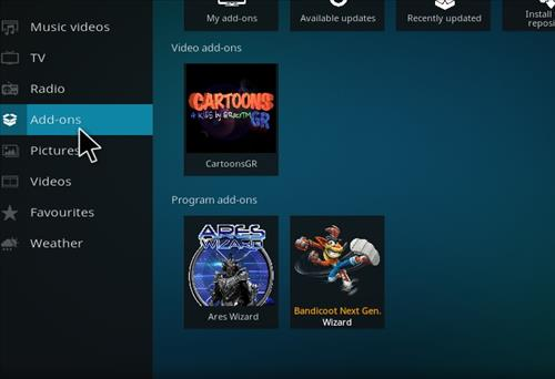 How to Install Crash K Kodi Build with Screenshots step 20