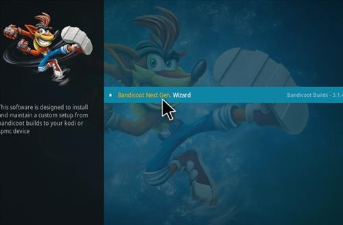 How to Install Crash K Kodi Build with Screenshots step 22