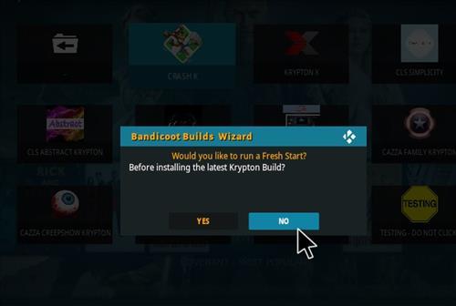 How to Install Crash K Kodi Build with Screenshots step 25