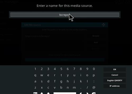 How to Install Crash K Kodi Build with Screenshots step 6