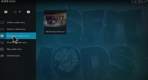 How to Install Misfit Mod Lite Kodi Build with Screenshots step 21