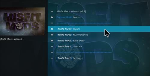 How to Install Misfit Mod Lite Kodi Build with Screenshots step 23