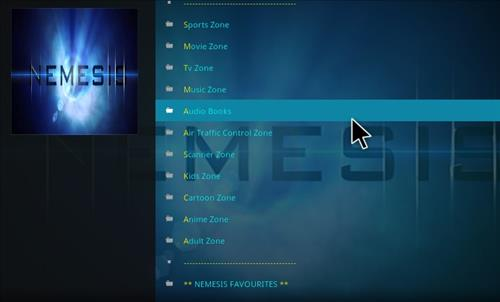 How to Install Nemesis Kodi Add-on with Screenshots pic 2