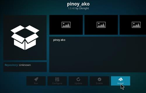 How to Install Pinoy_ Ako Kodi Add-on with Screenshots step 23