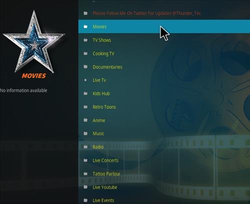 How to Install Star Tec Kodi Add-on with Screenshots pic 2