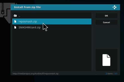 How to Install TinklePad Kodi Add-on with Screenshots step 12