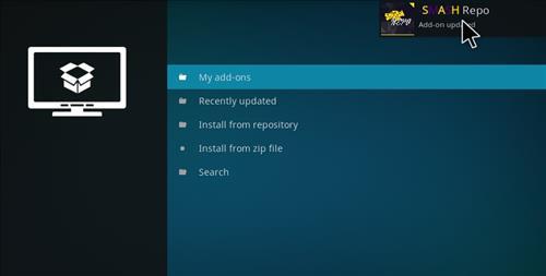 How to Install TinklePad Kodi Add-on with Screenshots step 13