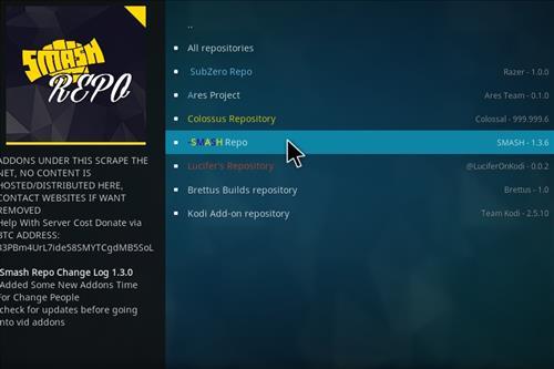 How to Install TinklePad Kodi Add-on with Screenshots step 15