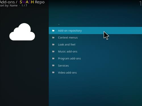 How to Install TinklePad Kodi Add-on with Screenshots step 16